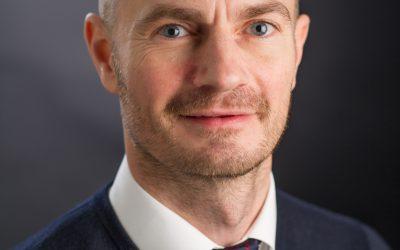 Per Palmgren blir utnämnd till docent vid Karolinska Institutet